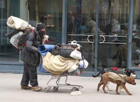 Le retour de la pauvreté de masse